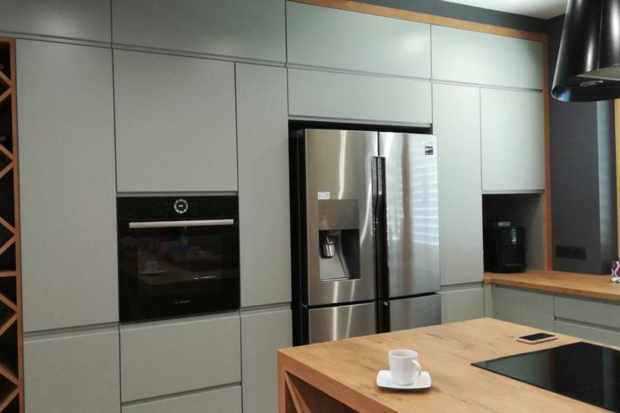 Kitchen – grey